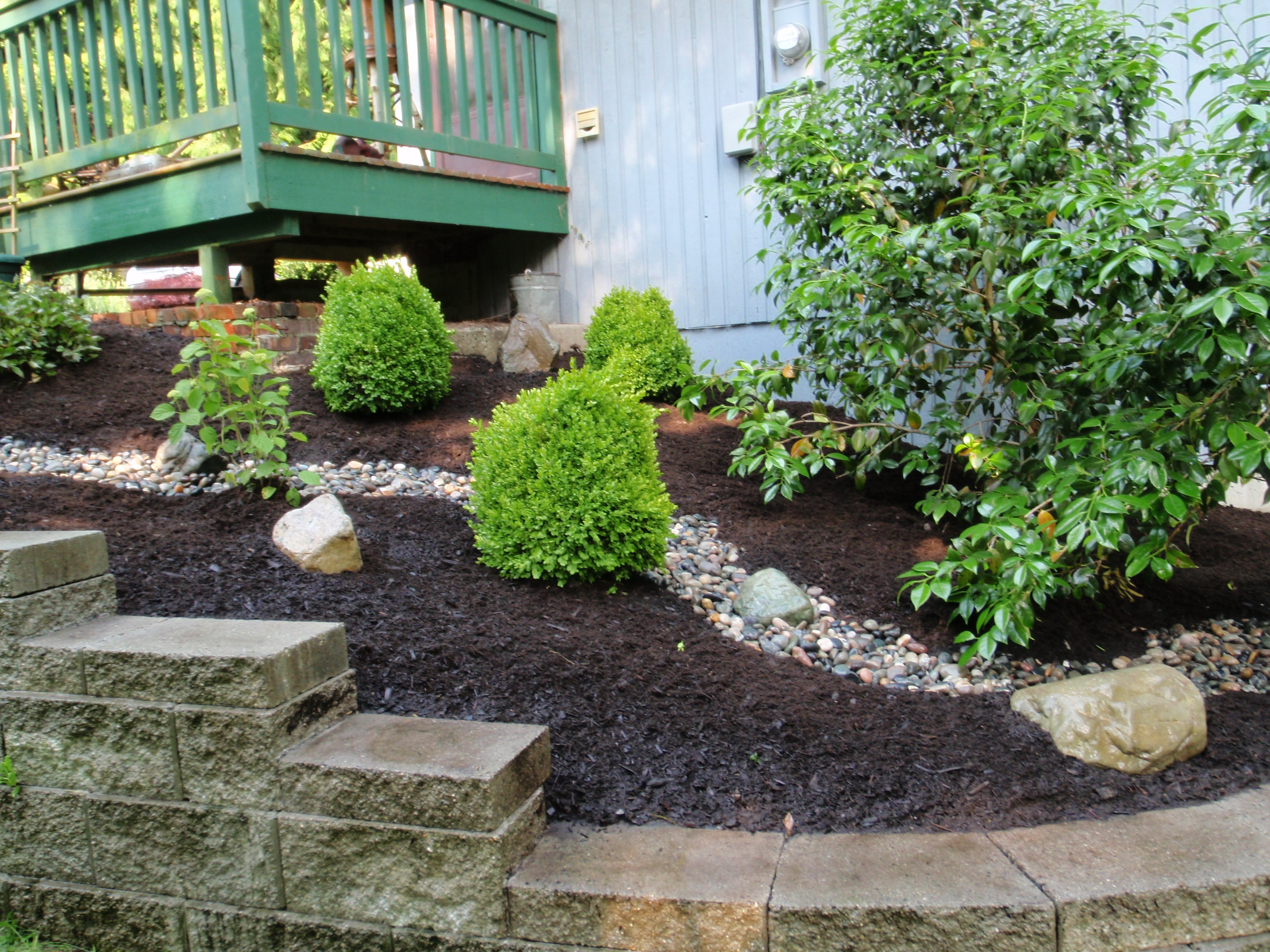Landscape Ties Chilliwack : Valley outdoors design maintenance a chilliwack